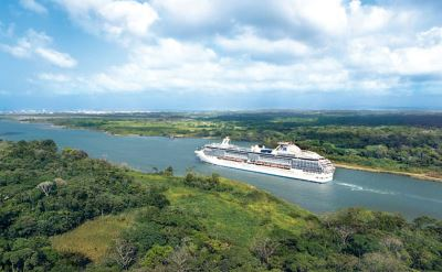 Cruises from San Francisco through the Panama Canal