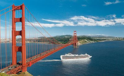 cruise from san francisco